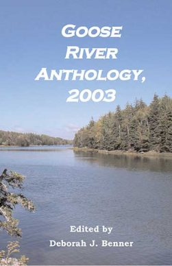Goose River Press Anthology 2003 in paperback and hardcover