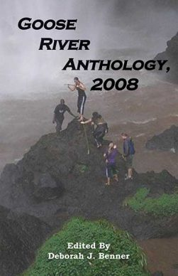 Goose River Press Anthology 2008 in paperback and hardcover