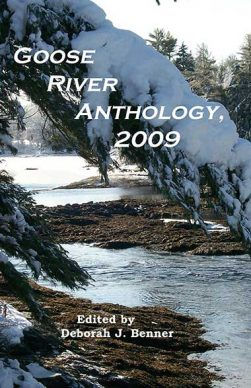 Goose River Press Anthology 2009 in paperback and hardcover