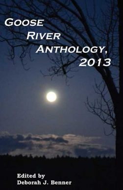 Goose River Press Anthology 2013 in paperback and hardcover