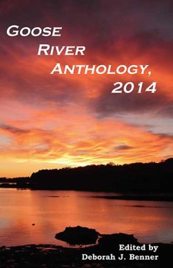 Goose River Press Anthology 2014 in paperback and hardcover
