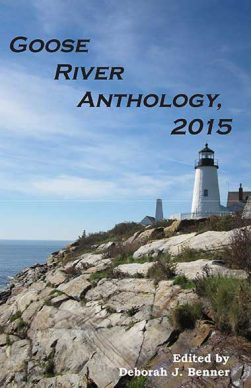 Goose River Press Anthology 2015 in paperback and hardcover