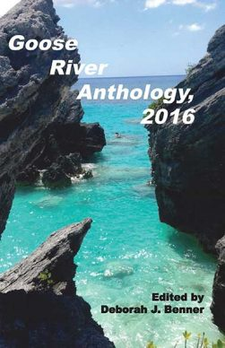 Goose River Press Anthology 2016 in paperback and hardcover