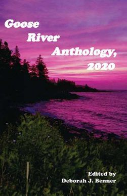Goose River Press Anthology 2020 in paperback and hardcover