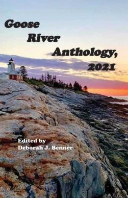 Goose River Press Anthology 2021 in paperback and hardcover